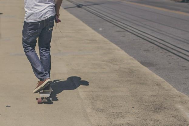 Un skateur classique : entre lifestyle et sport