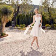 Robe de mariée : la dentelle a le vent en poupe