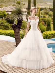 robe mariée sissi