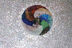 Reutiliser Du Carrelage Casse Faire De La Mosaique Avec Du