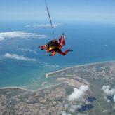 Faites plaisir à vos proches avec un saut en parachute