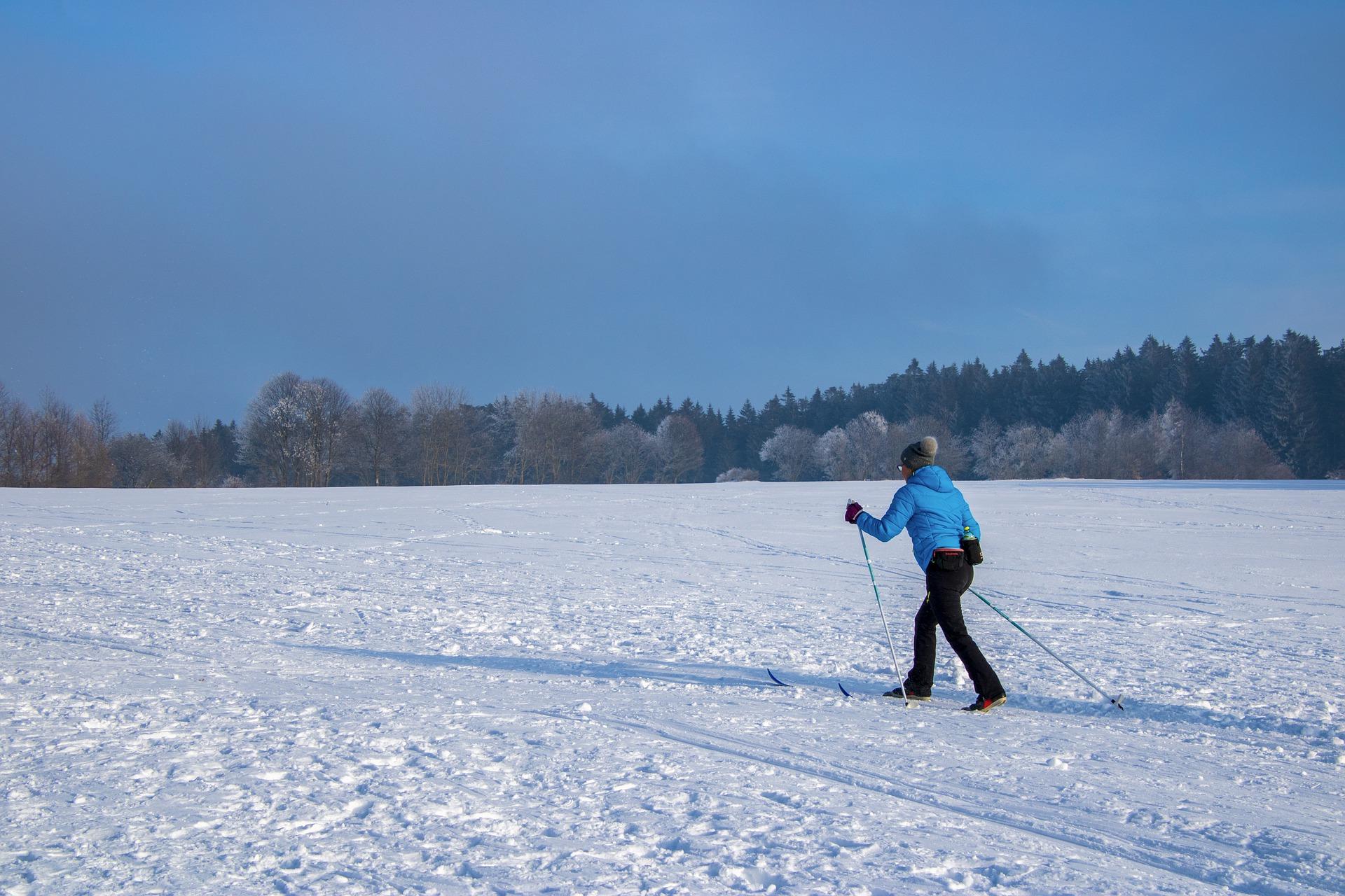 Mes vacances de février aux sports d'hiver