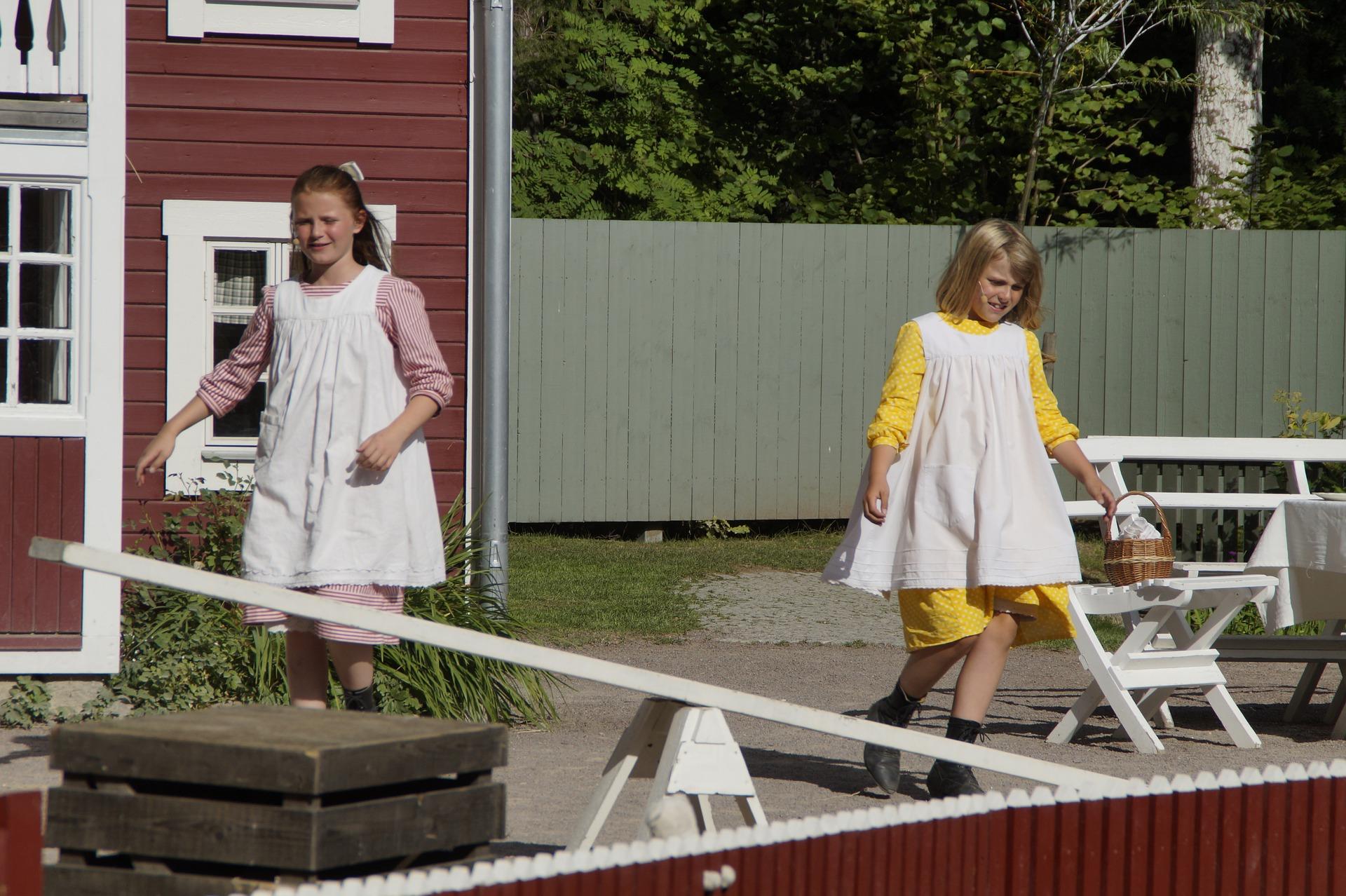Pourquoi les enfants suédois sont plus heureux ?